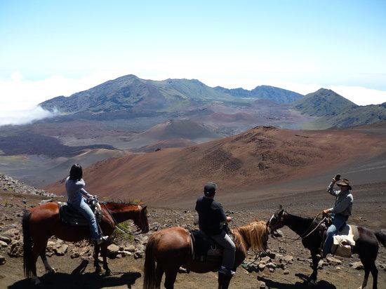 Haleakala Ranch Mauka Ride